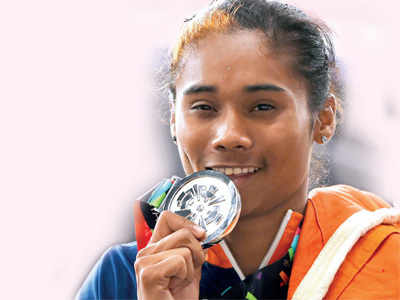 Asian Games 2018: Dutee Chand, Hima Das, Muhammed Anas win silver medals