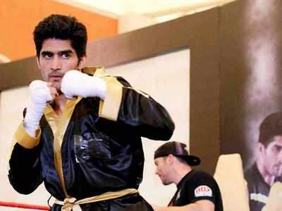 Vijender Singh: No special preparations for clash with China's Zulpikar Maimaitiali