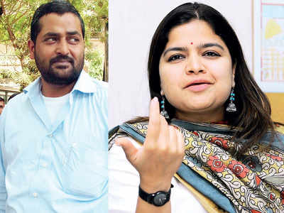 MP Poonam Mahajan slapped with three cheque bounce cases by Mumbai bizman