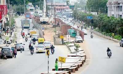 Metro moves aside for Bengaluru-Mysuru NH widening project