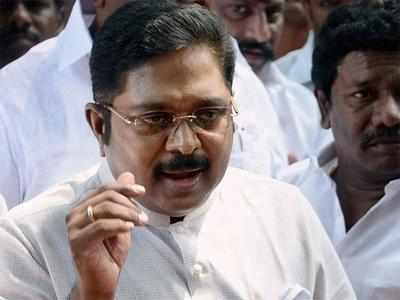 Tamil Nadu: TTV Dinakaran faction moves EC against Sasikala ouster