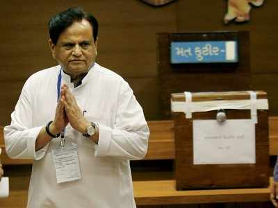 Gujarat Rajya Sabha polls: BJP, Congress fight it out in front of Election Commission