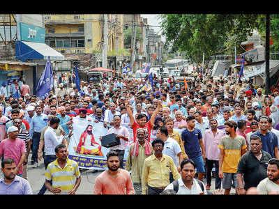 Demolition of Delhi temple sparks Dalit bandh in Punjab