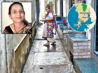 Can a body float 22 km in Mumbai's choked drains?