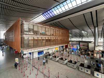 Hyderabad Airport gets closer to pre COVID-19 days, handles 3 million passengers in 6 months