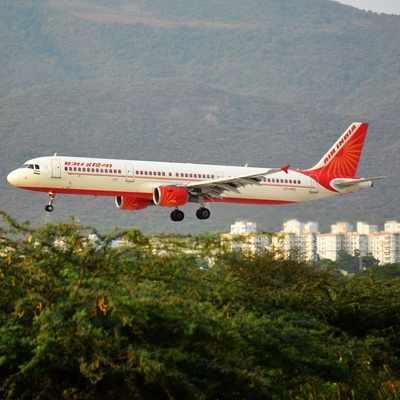 Air India Pune-Delhi flight delayed after passenger falls sick