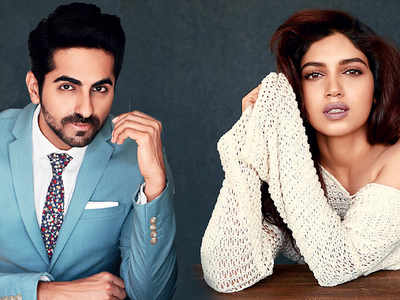Ayushmann Khurrana, Bhumi Pednekar reunite for Amar Kaushik directorial Bala, to be produced by Dinesh Vijan