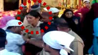 On cam: Woman cop slaps devotee at Ajmer Sharif Dargah