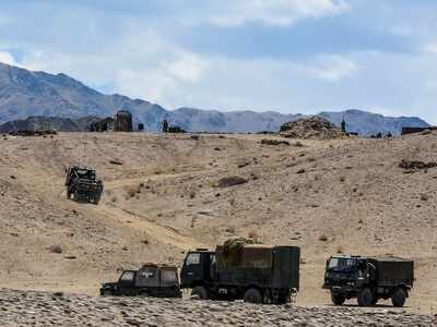 Chinese Army moves back tents, troops by 1-2 km in Galwan