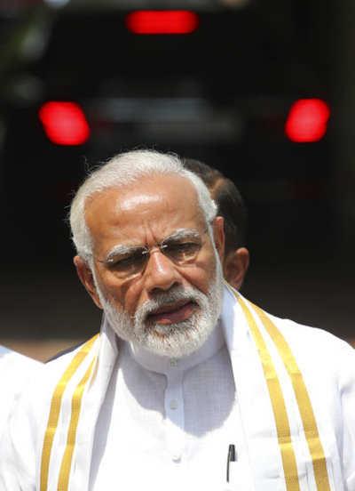 PM Modi disregards Kerala again by keeping a delegation of MPs waiting to meet him: Kasargod MP P.Karunakaran