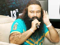 Dera chief Baba Ram Rahim Singh reacts on AIB controversy