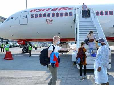 Air India to conduct special flights to London to fly out stranded foreigners