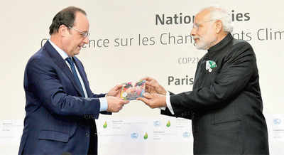 PM's documentary show in Paris reveals state link