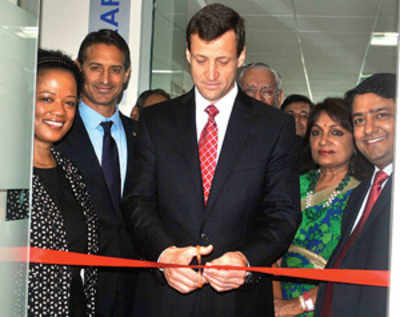 First Indo-US business centre opens in the city