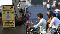 No fuel to two-wheeler riders sans helmet in Noida and Greater Noida