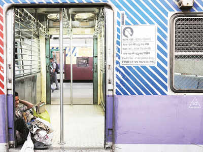 More Central Railway passengers opting for first class