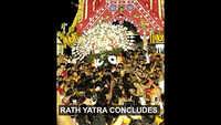 Puri: Rath Yatra concludes, trinity returns to sanctum sanctorum