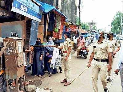 Bhiwandi goes into 15-day lockdown to contain outbreak