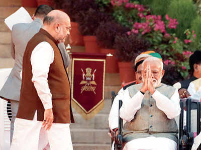 Modi Cabinet gets its Shah: Former foreign secretary S Jaishankar a surprise inclusion in the new government