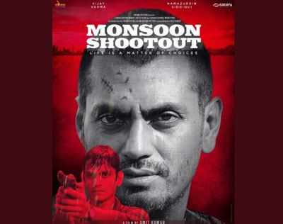 Monsoon Shootout poster: Nawazuddin Siddiqui looks like the perfect crime suspect in his new skinhead look