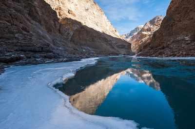 Trekker dies of cardiac arrest during Chadar trek