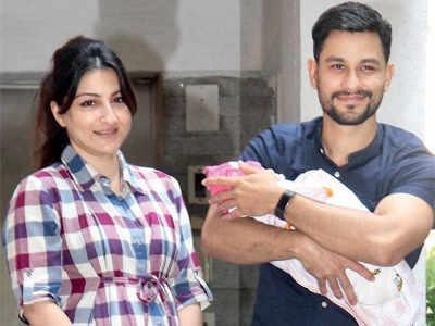 Soha Ali Khan: I've never had to change a diaper before