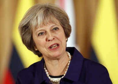'Brand Bengaluru' to be pumped up with British PM Theresa May's visit