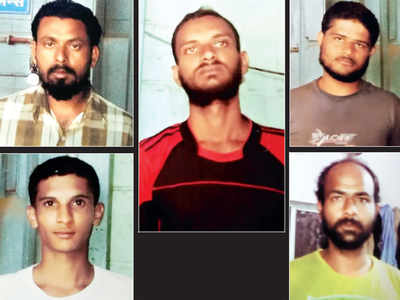 Chain-snatching gang sentenced to 10 years by city sessions court