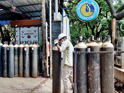 State steps in to curb oxygen supply shortage