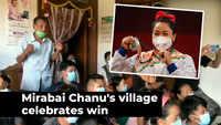How a village in Manipur celebrated Mirabai Chanu's silver