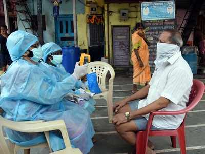 With biggest spike of 6,654 cases, India's COVID-19 tally reaches 1,25,101