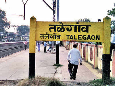 Talegaon will now officially be called Talegaon Dabhade