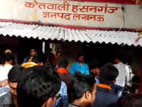 Police detain Hindu wing activists who wanted 'Shuddhi-karan' of temple ghats