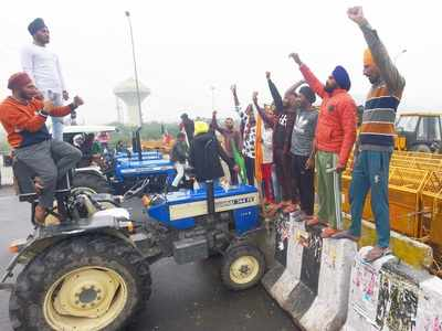 Farmers should have waited for next round of talks with Centre before tractor march: BJP