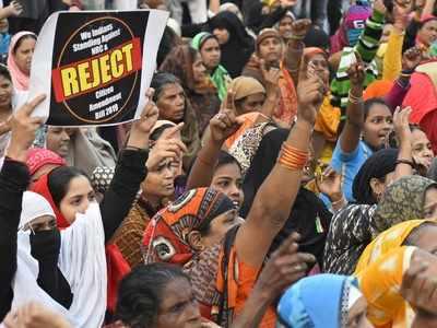 Anti-CAA Protest: Woman dies after complaining of breathlessness at Kolkata's Park Circus Maidan