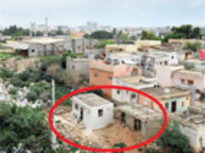 Residents furious over encroachment