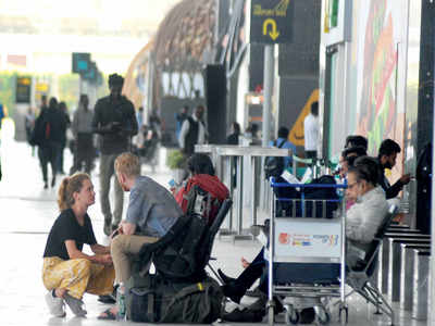 British nationals fly out of Bengaluru