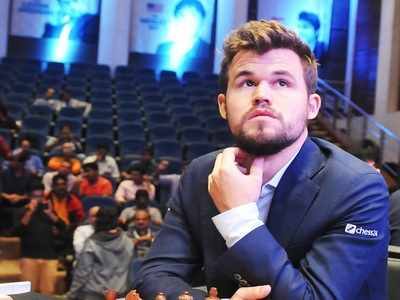 Magnus Carlsen reigns supreme in world's first lockdown chess super-tournament