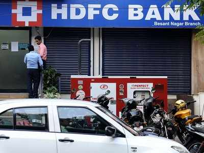 RBI asks HDFC Bank to halt digital launches, stop selling new credit cards