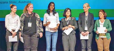 Manipal student wins best poster award at EU cardiology meet