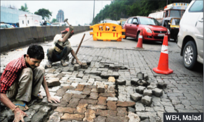 Mum civic agencies get 15 days to fill potholes
