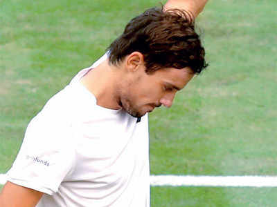 Wimbledon 2018: Rafael Nadal clears uneasy test; Marin Cilic crashes out