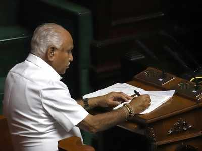 Karnataka government formation: BS Yeddyurappa writes to Election Commission, alleges irregularities in Assembly polls