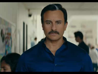 Baazaar movie review: Saif Ali Khan-Radhika Apte starrer is a noble attempt to relay a compelling story of financial fraud