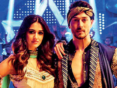 Baaghi 2 song in legal soup