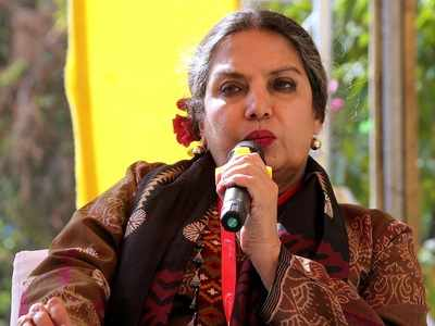 Shabana Azmi stable and recovering after accident: Sources