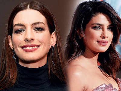 Priyanka Chopra is Anne Hathaway's 'current obsession'