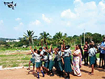 Where children Defy odds to make a future