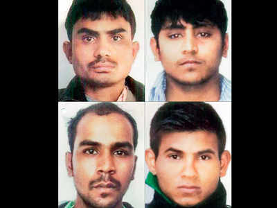 4 convicts of 2012 gang rape to be hanged today