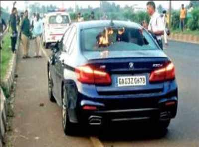 Goa BJP MLA Ticlo's son released on bail after his car fatally knocked down a woman; police say he was not drunk